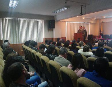 Editorial de la Unach publica libro sobre la historia económica de Ecuador