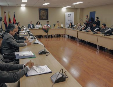 Autoridades de la Unach presentaron actividades por sus 23 años de vida institucional