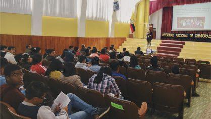 Unach organizó el III Simposio de Ciencias Sociales e Historia