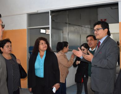 Unach recibió un inmueble en comodato por el GADM de Riobamba