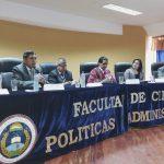 Sector financiero de Chimborazo dialoga en la Unach