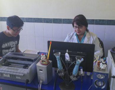 Unach realizó campaña preventiva de Odontología