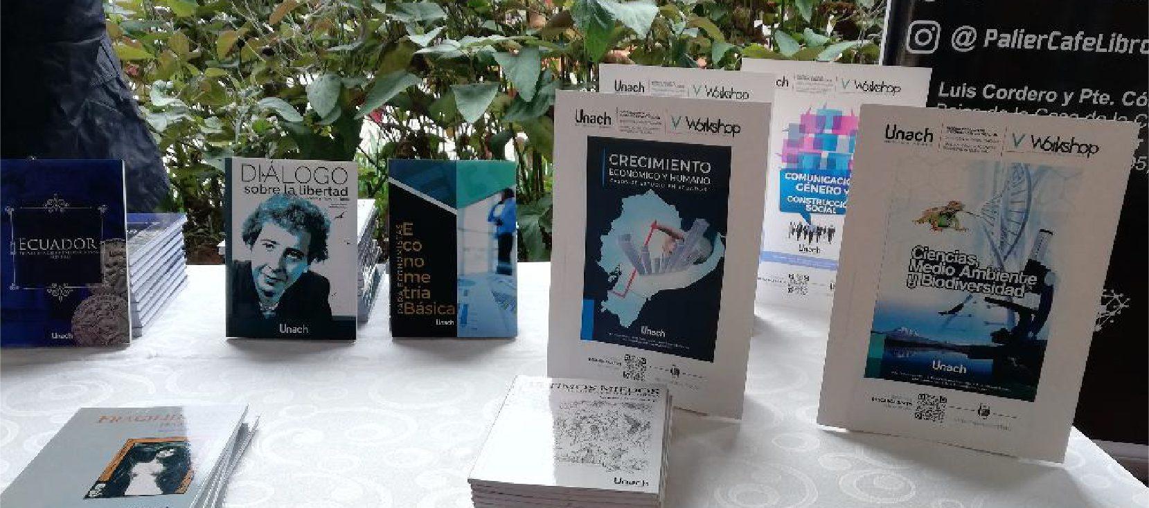 Unach participó en el Congreso de la Unesco realizado en Cuenca