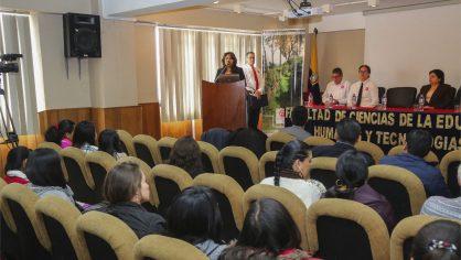Unach presenta el 5 número de la revista científica Chakiñan