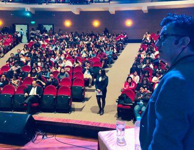 Se inauguró el Encuentro de Comunicadores y Periodistas en la Unach