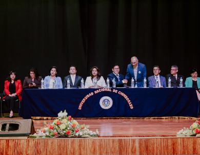 Educación inauguró su IV Congreso Internacional en la Unach