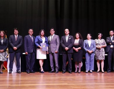 Facultad de Ciencias Políticas y Administrativas de la Unach cumple 20 años
