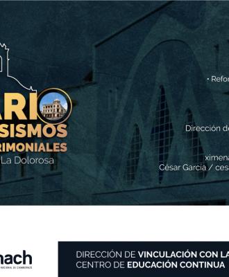 SEMINARIO DE GESTIÓN ANTE SISMOS EN EDIFICACIONES PATRIMONIALES