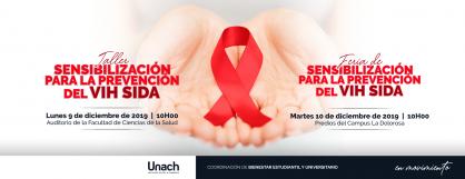 TALLER SENSIBILIZACIÓN PARA LA PREVENCIÓN DEL VIH SIDA