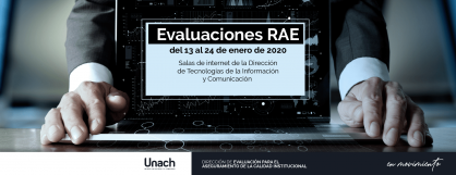 EVALUACIONES R.A.E