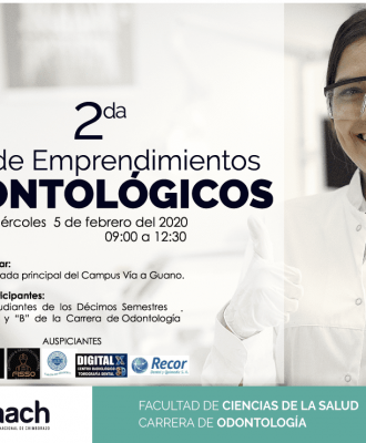 2da FERIA DE EMPRENDIMIENTOS ODONTOLÓGICOS