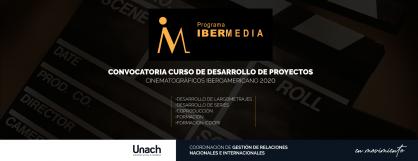 PROGRAMA IBERMEDIA PARA DESARROLLO DE PRODUCCIÓN AUDIOVISUAL