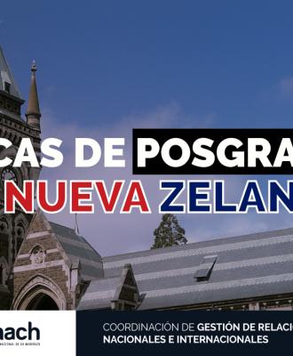 PROGRAMA DE ASISTENCIA DE NUEVA ZELANDA