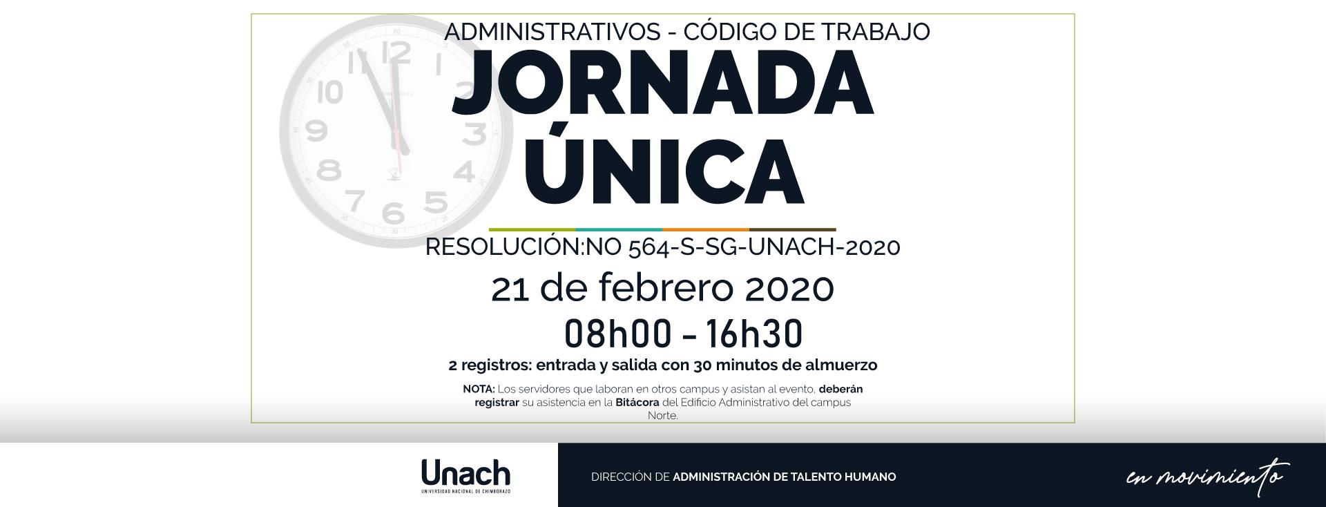 JORNADA ÚNICA CARNAVAL UNIVERSITARIO 2020