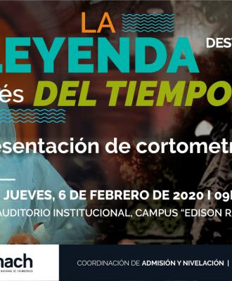 PRESENTACIÓN DE CORTOMETRAJES