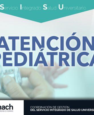 ATENCIÓN PEDIÁTRICA