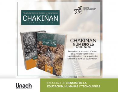 CHAKIÑAN  No-10. ABRIL 2020