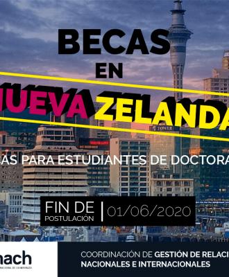 BECAS PARA ESTUDIANTES DE DOCTORADO