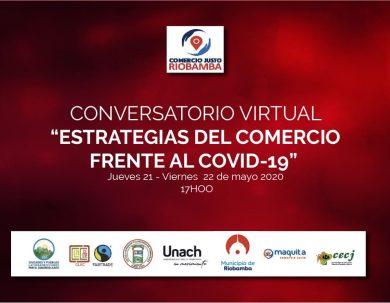 ESTRATEGIAS DEL COMERCIO JUSTO FRENTE AL COVID-19