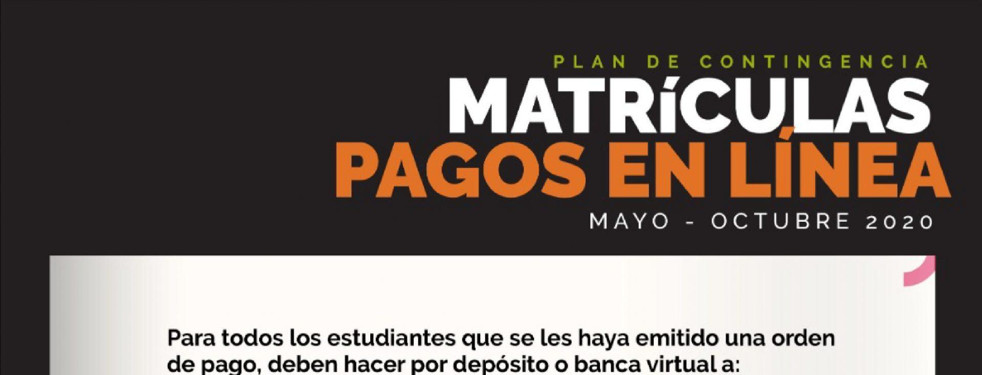 DIRECTRICES PARA EL REGISTRO Y PAGO A TRAVÉS DE LA CUENTA BANCARIA INSTITUCIONAL
