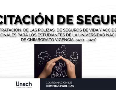 LICITACIÓN DE SEGUROS