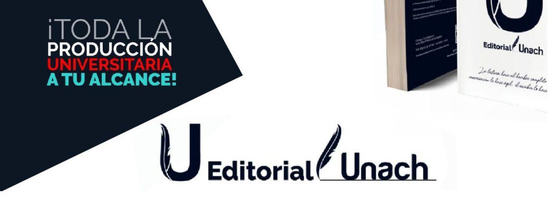 EDITORIAL UNACH CUENTA CON NUEVO SITIO WEB