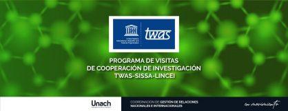 PROGRAMA DE VISITAS DE COOPERACIÓN DE INVESTIGACIÓN TWAS-SISSA-LINCEI