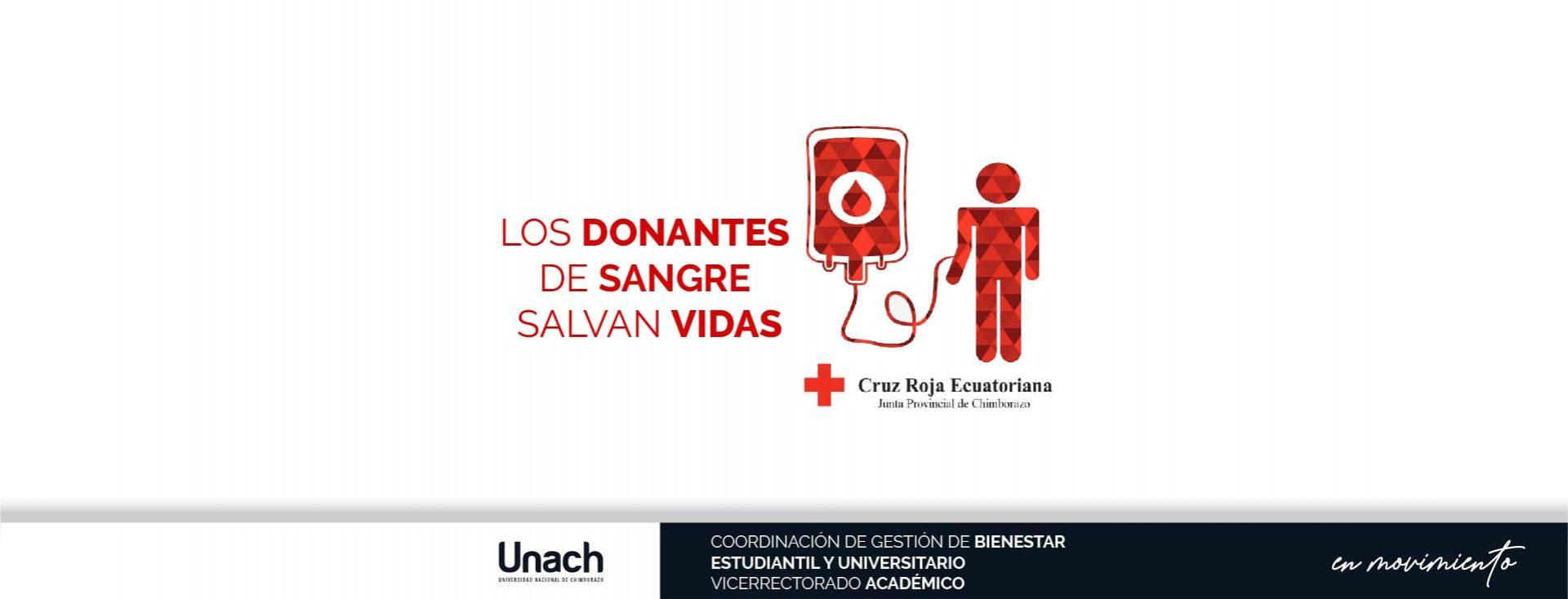 CAMPAÑA DE DONACIÓN DE SANGRE