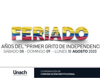 211 AÑOS DEL ''PRIMER GRITO DE INDEPENDENCIA''