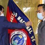 TEAM INDUSTRIAL UNACH fue condecorado por la Asamblea Nacional del Ecuador