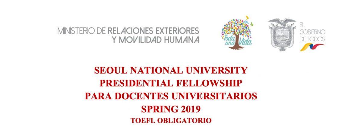 Programa de Becas para PhD (Sólo aplica para docentes universitarios)