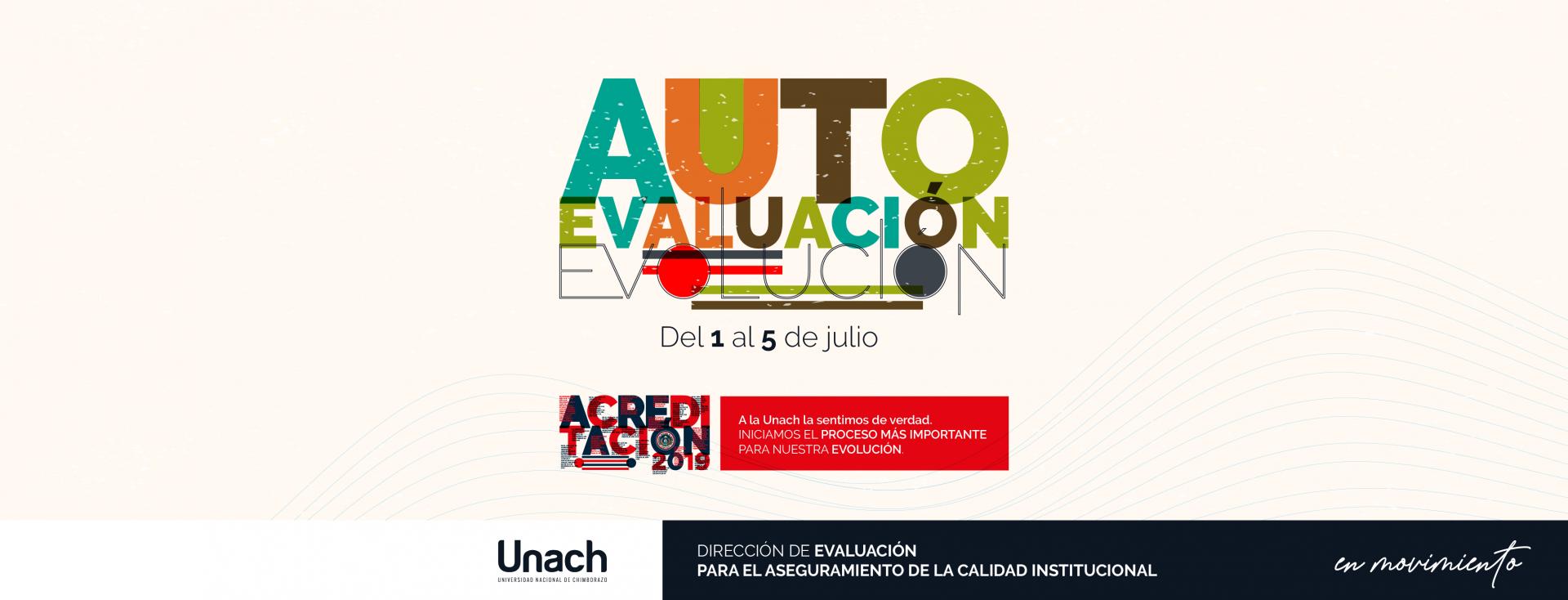 INICIA EL PROCESO DE AUTOEVALUACIÓN INSTITUCIONAL