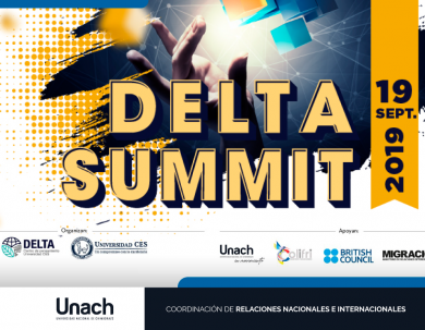 II DELTA SUMMIT DE LA UNIVERSIDAD CES DE COLOMBIA