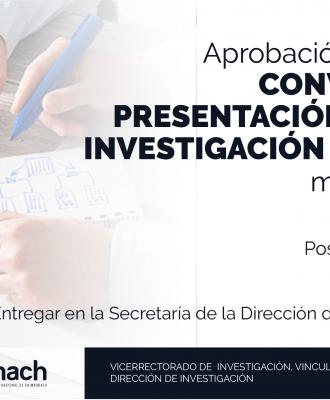BASES DE LA CONVOCATORIA PARA LA PRESENTACIÓN DE PROYECTOS DE INVESTIGACIÓN E INNOVACIÓN 2019