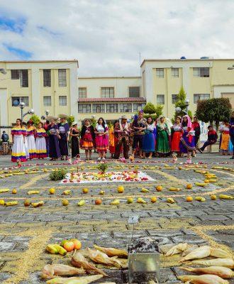 La Unach celebra el INTY RAYMI