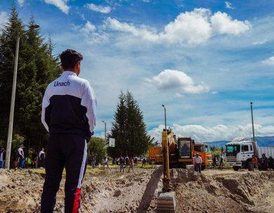 En la Unach se construirá un nuevo edificio para Ciencias de la Educación