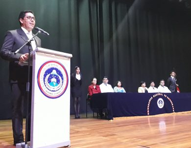 Medicina de la Unach inaugura el período académico 2018