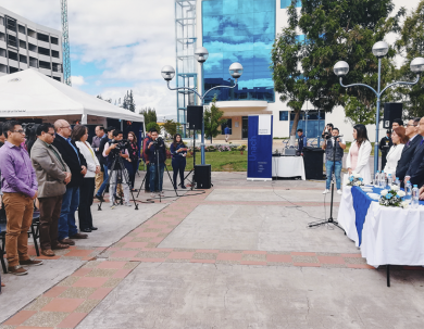 Comunicación Social realizó Casa Abierta de Periodismo en la Unach