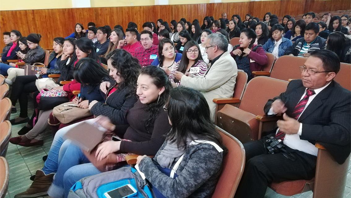 Facultad de Educación organiza taller sobre intervención en violencia sexual