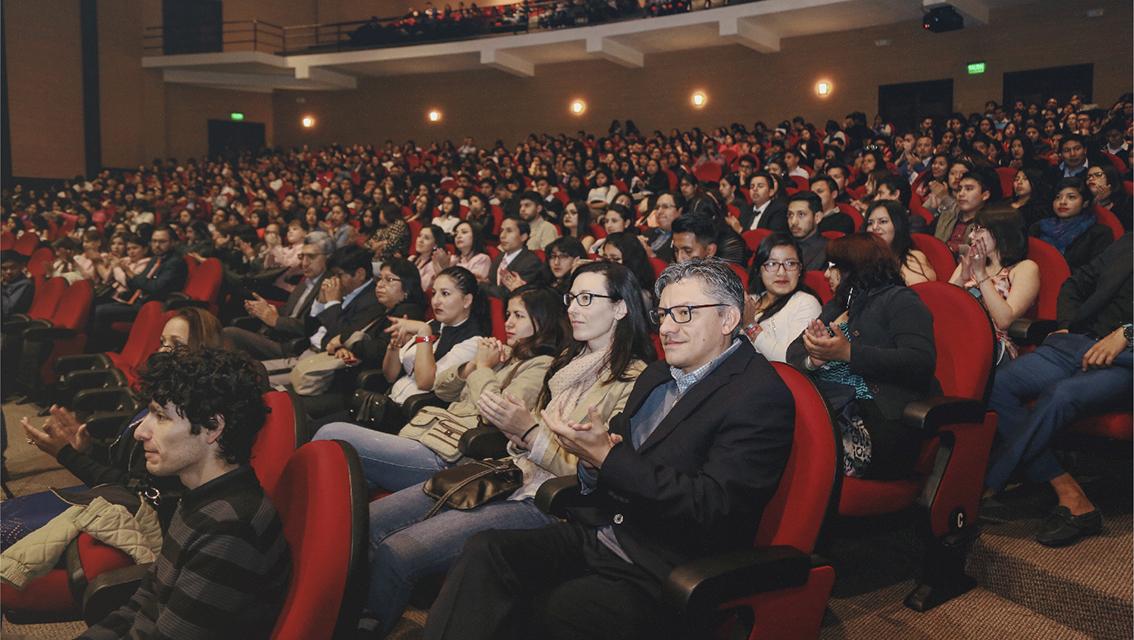 """Unach inauguró el II Congreso de """"Desarrollo y Ciudadanía en el Siglo XXI"""""""