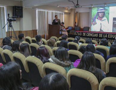Unach forma parte de la nueva corriente epistemológica andina