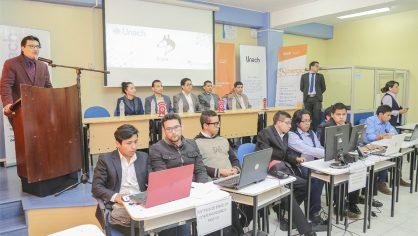 """Concurso """"Innovatech 2018"""" reconoció los proyectos tecnológicos en la Unach"""