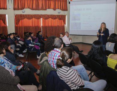 Unach acogió a delegación de la Universidad de Sevilla