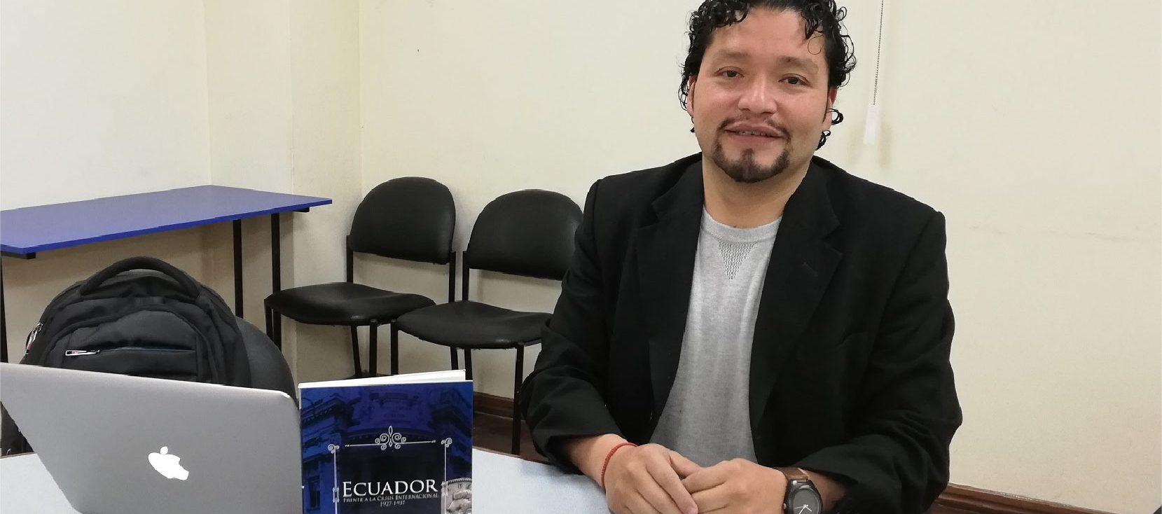 Docente de la Unach será ponente en Congreso de Ciencia Política