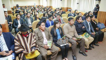 Facultad de Educación presenta resultados de vinculación en la Unach