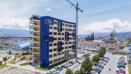 En los próximos días se inaugurará el nuevo edificio de la Unach