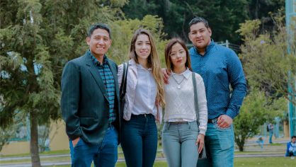 Se intensifica el programa de movilidad estudiantil en la Unach