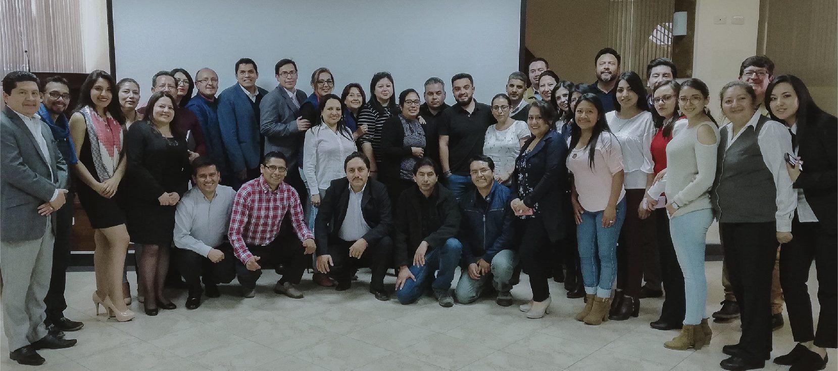 Técnicos de la Unach realizaron encuentro de reflexión sobre gestión organizacional