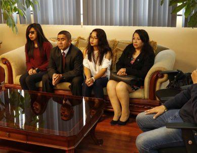 Unach se prepara para una nueva convocatoria a becas de CRISCOS