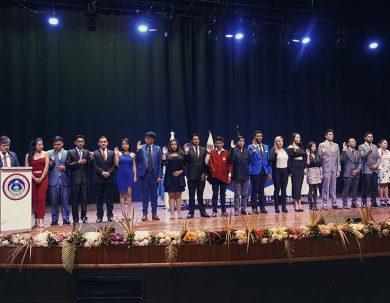 El Parlamento Andino Universitario se posesiona en la Unach